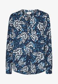 Kaffe - Button-down blouse - dark blue - 6
