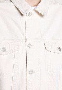Agolde - CHARLI JACKET - Kurtka jeansowa - paper - 7