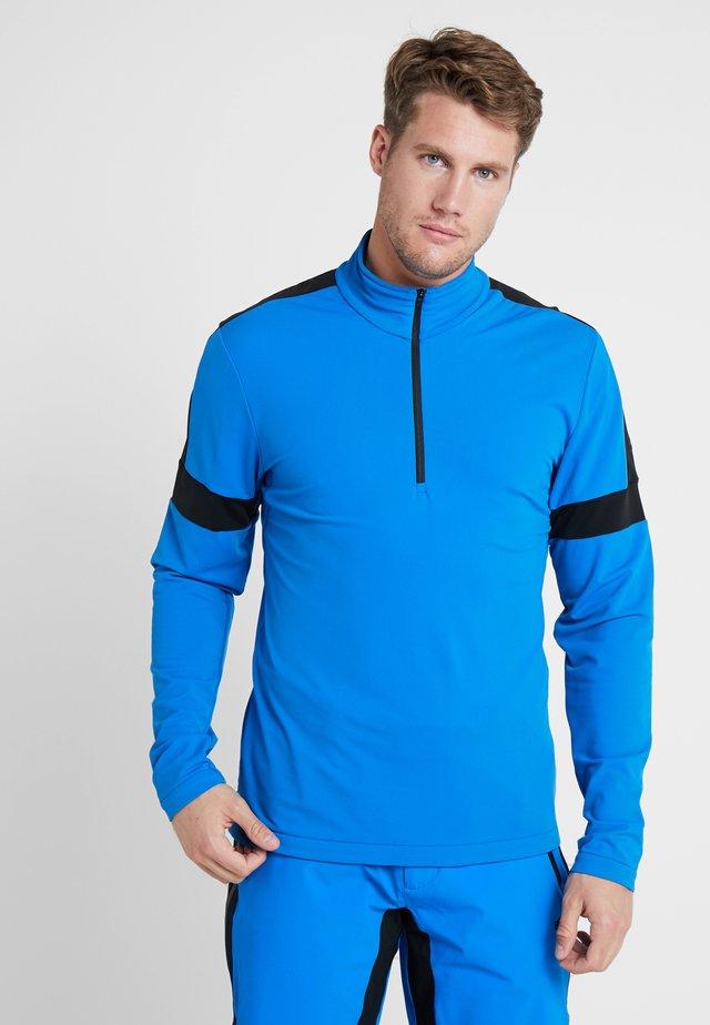 DINO - Fleece jumper - blue