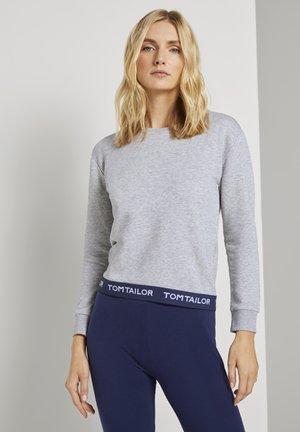 Maglia del pigiama - grey melange