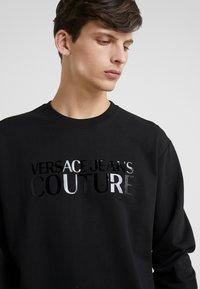 Versace Jeans Couture - Sweatshirt - nero - 4