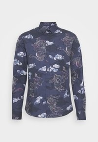 Twisted Tailor - JARVIS  - Camicia elegante - navy - 4