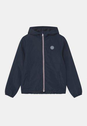 NKNMIZAN UNISEX - Light jacket - dark sapphire