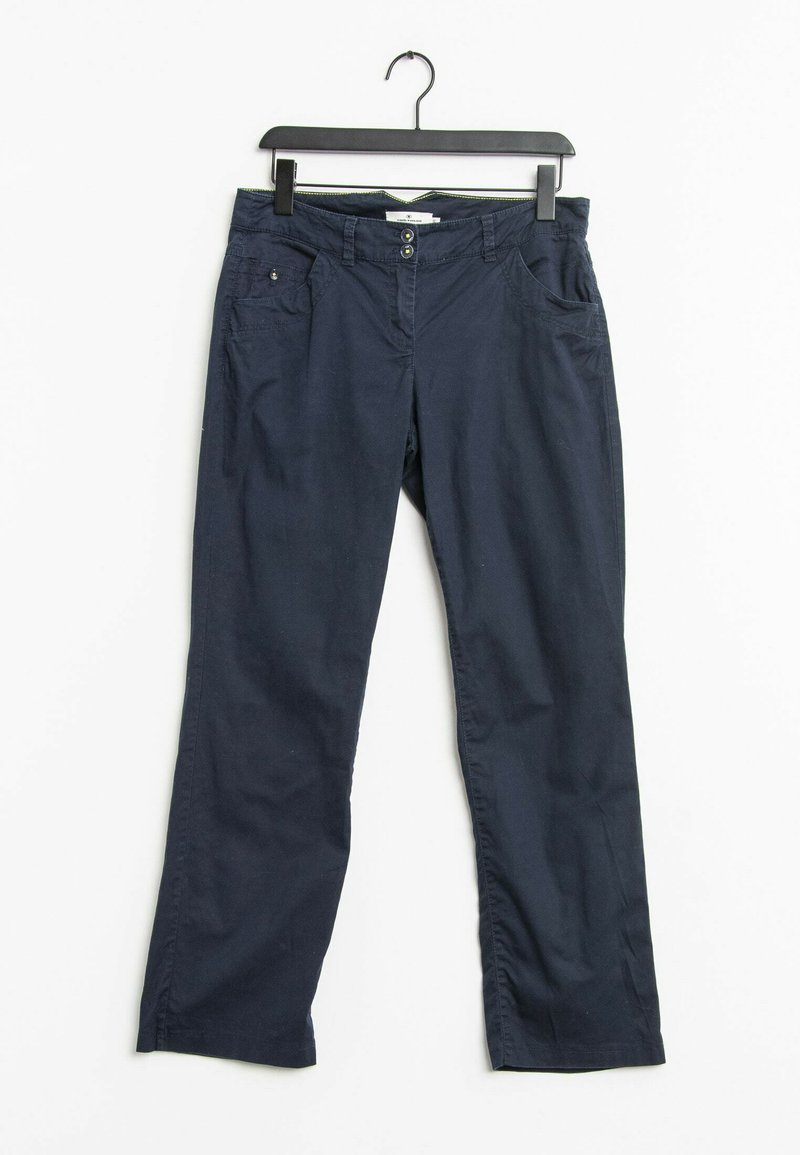 TOM TAILOR - Straight leg jeans - blue