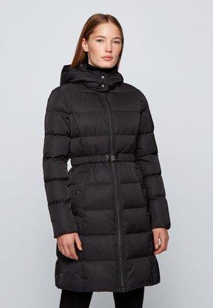 PATANTAN - Down coat - black