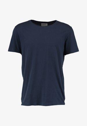 ORIGINAL ROUNDNECK - T-shirt - bas - navy