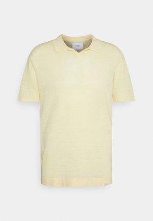 ELBA  - Polo shirt - lemon sorbet