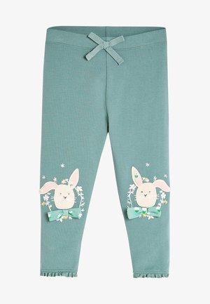 Leggings - Trousers - green