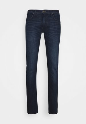 LUKE - Jeansy Slim Fit - dark-blue denim