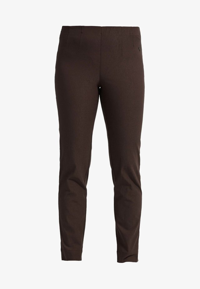 Leggings - Trousers - warm brown