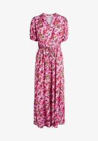 Next - Maxi dress - pink - 4