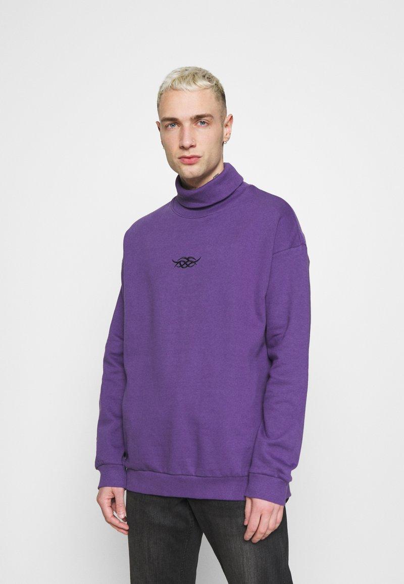 YOURTURN - UNISEX - Felpa - purple