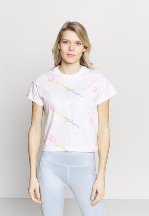 CREWNECK  - Printtipaita - multi-coloured/white