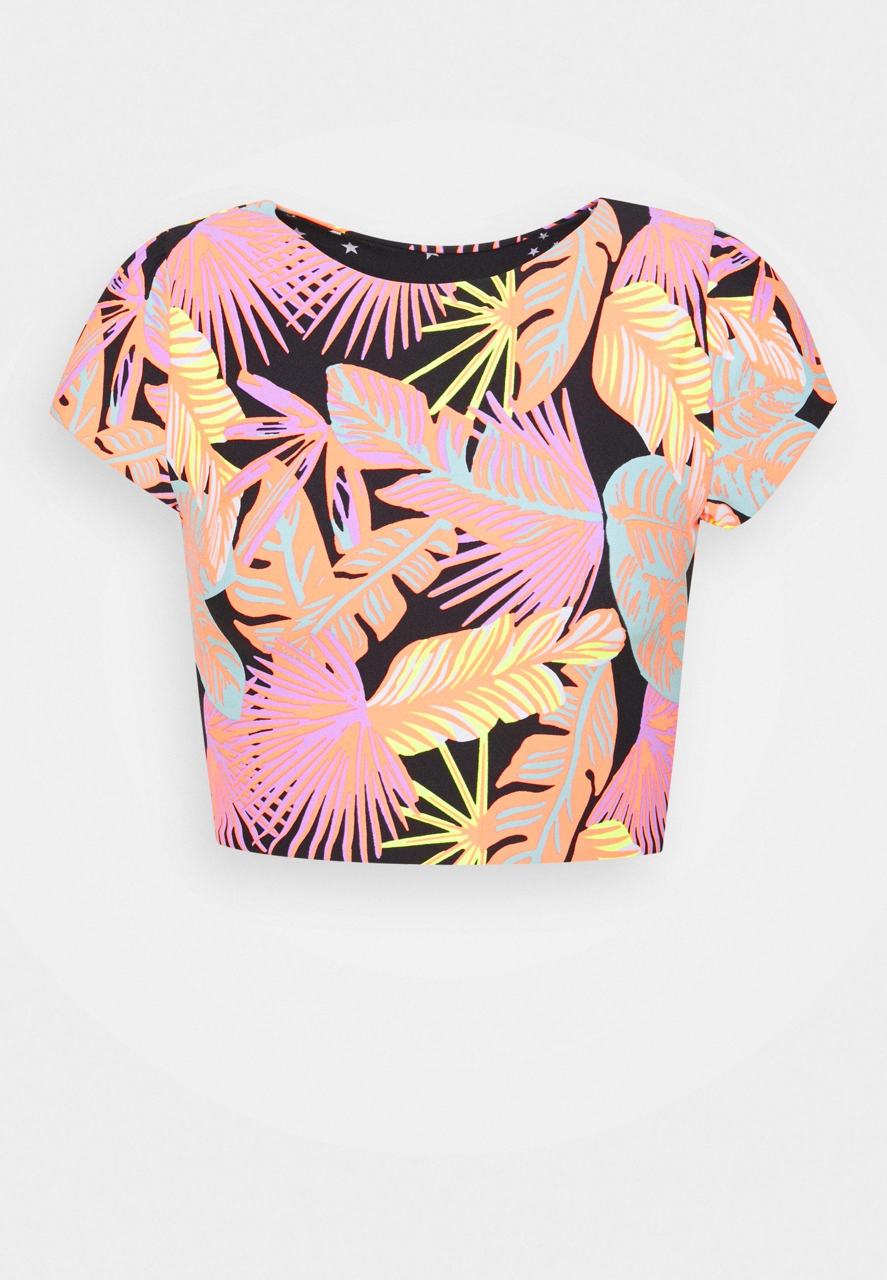 Women MAHOGANY PALM - Bikini top
