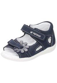 Pepino - MINILETTE - Baby shoes - blue - 2