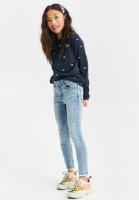 WE Fashion - Jeans Skinny - blue - 0