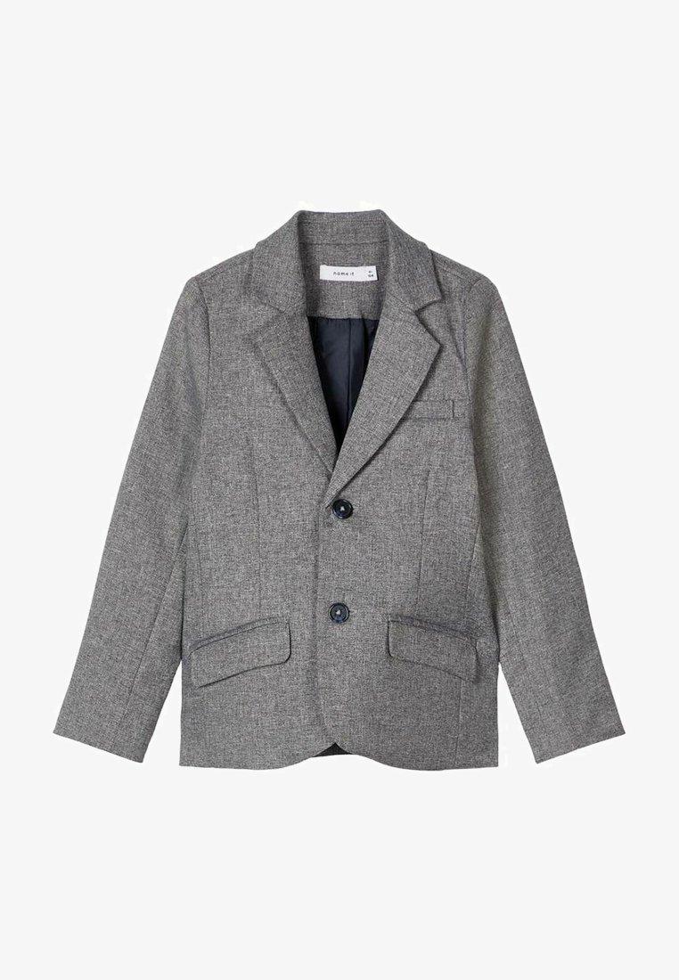 Name it - blazer - grey melange