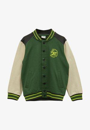 Cardigan - green