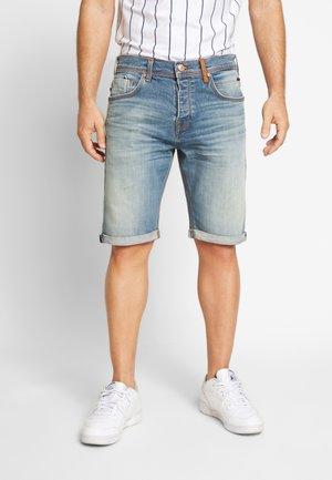 CORVIN - Denim shorts - luther wash