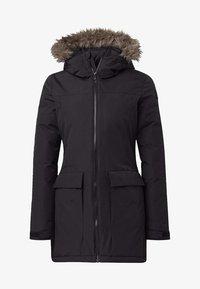 adidas Performance - XPLORIC PARKA - Winter coat - black - 7