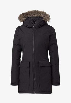 XPLORIC PARKA - Wintermantel - black