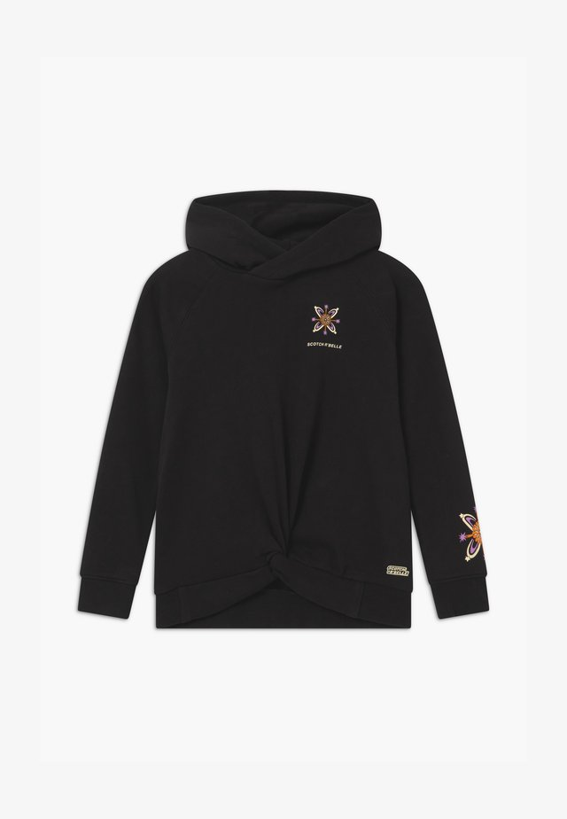 HOODY ARTWORKS - Sweat à capuche - black
