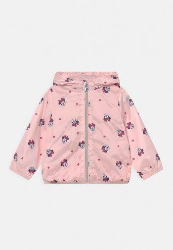 MINNIE  - Light jacket - silver pink
