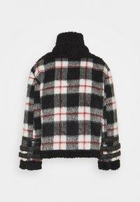 Be Edgy - LESTER - Light jacket - black/white - 1