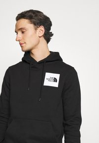 The North Face - FINE HOODIE - Hoodie - white - 3