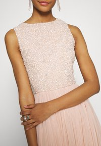 Lace & Beads - PICASSO MAXI - Occasion wear - nude - 5