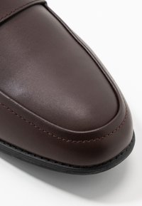 New Look - LAWRENCE PENNY LOAFER - Mocassins - light brown - 5