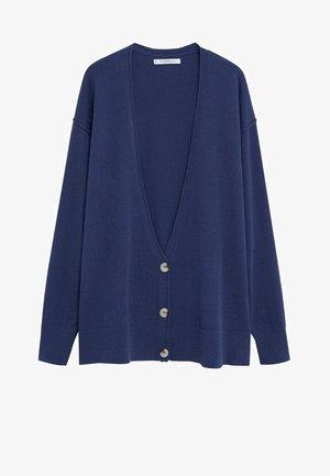 LUCAS - Cardigan - blau