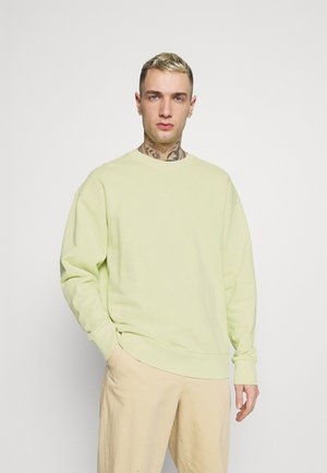 RELAXED CREW UNISEX - Sweatshirt - greens