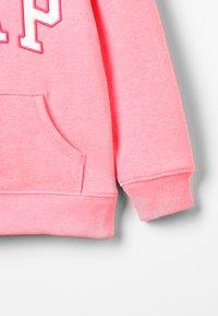 GAP - TODDLER GIRL ARCH POP  - Mikina skapucí - pink pop neon - 3
