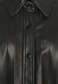 Gina Tricot - UMA  - Button-down blouse - black - 2