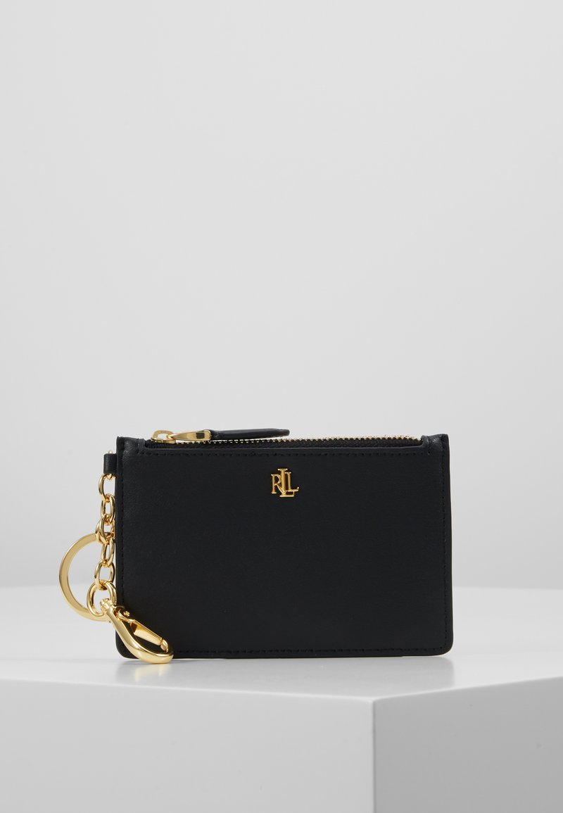 Lauren Ralph Lauren - SUPER SMOOTH ZIP - Punge - black