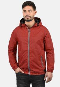 Blend - NEVI - Light jacket - pomp red - 0