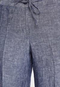 Opus - MARITTA - Pantaloni - forever blue - 4