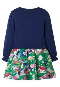Boden - MIT FARBWECHSELNDEN PAILLETTEN - Day dress - multi-coloured - 1