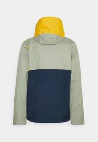 Columbia - INNER LIMITS™ JACKET - Hardshell jacket - collegiate navy/bright gold/safari - 1