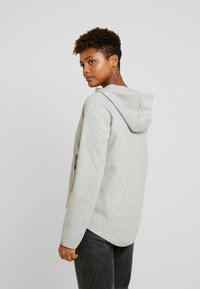 Nike Sportswear - Sudadera con cremallera - grey heather/white - 2