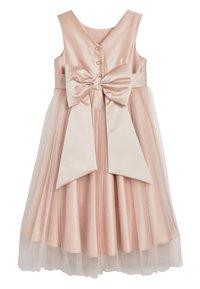 Next - PINK BRIDESMAID DRESS (3MTHS-16YRS) - Day dress - pink - 0