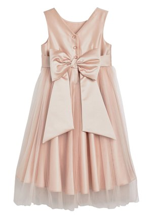 PINK BRIDESMAID DRESS (3MTHS-16YRS) - Day dress - pink