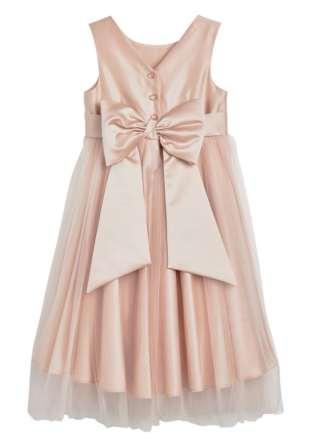 PINK BRIDESMAID DRESS (3MTHS-16YRS) - Korte jurk - pink