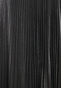 AllSaints - JAS SKIRT - A-line skirt - silver - 5