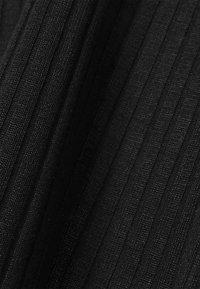 Zign - Jersey dress - black - 5