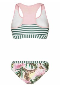 Protest - Bikiny - pink/evergreen/white - 6