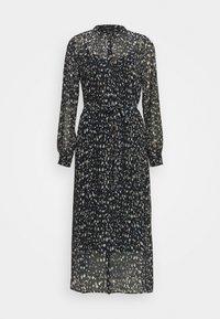 Bruuns Bazaar - HAZE MIRRAH DRESS - Košilové šaty - night sky - 6
