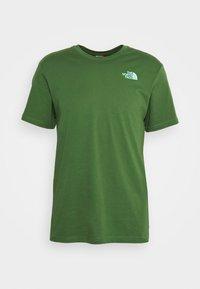 conifer green/surf green