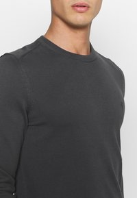 Marc O'Polo - CREW NECK - Jumper - gray - 5